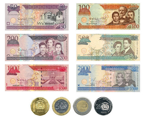 Punta Cana Currency