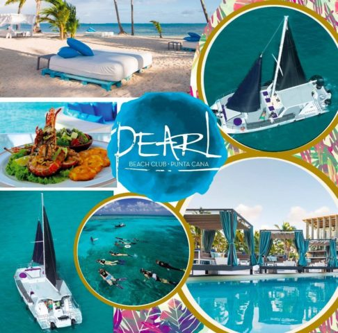 Catamaran Cruise Vip Lunch With Lobster At Exclusive Pearl Beach Club For Only 110 Usd