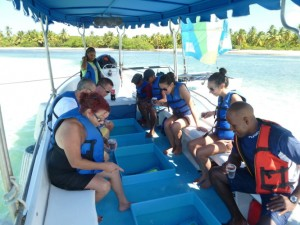 Punta Cana Glass Bottom Boat Tours